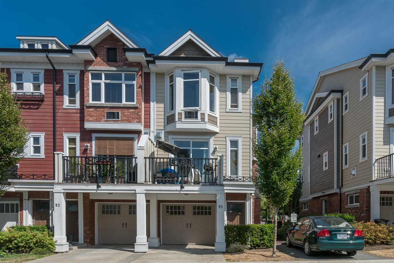 "Main Photo: 53 20738 84 Avenue in Langley: Willoughby Heights Townhouse for sale in ""Yorkson Creek"" : MLS® # R2197748"