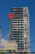 "Main Photo: 1603 108 W CORDOVA Street in Vancouver: Downtown VW Condo for sale in ""WOODWARDS"" (Vancouver West)  : MLS® # R2206728"