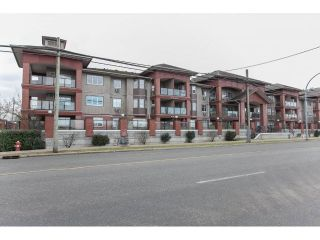 "Main Photo: 215 19774 56 Avenue in Langley: Langley City Condo for sale in ""MADISON STATION"" : MLS®# R2224213"