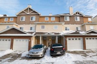 Main Photo: 52 3010 33 Avenue NW in Edmonton: Zone 30 Townhouse for sale : MLS® # E4095457