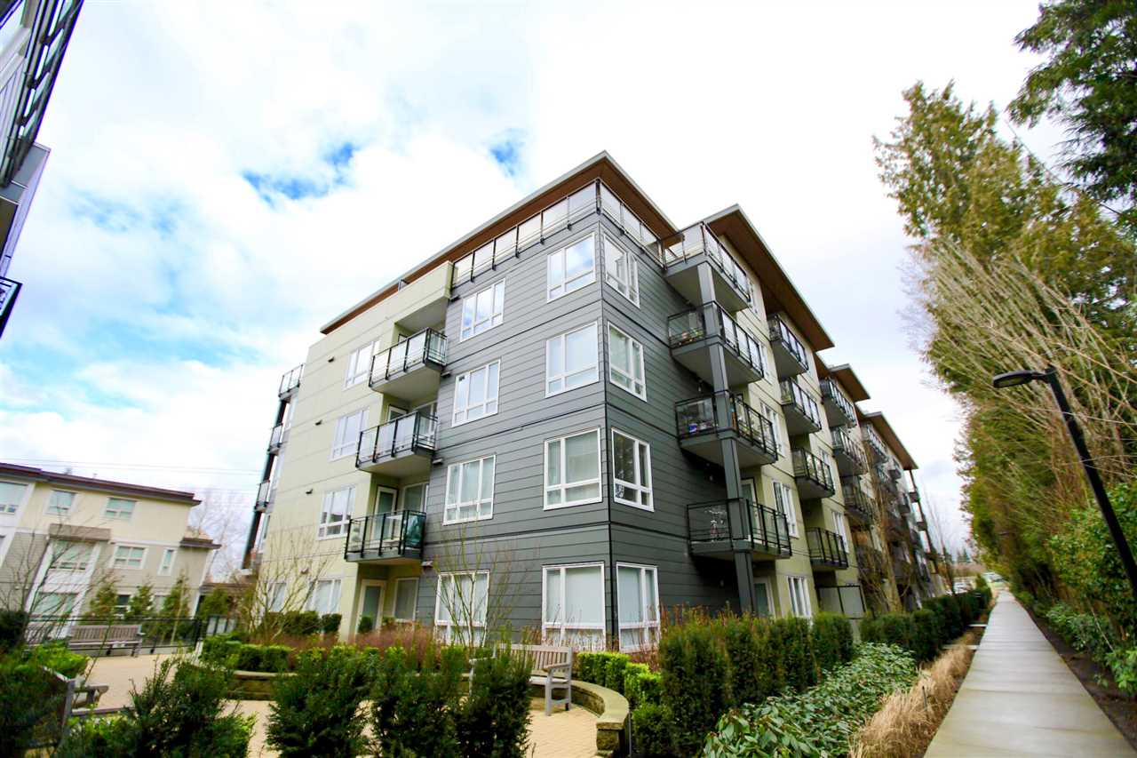 "Photo 1: Photos: 404 13919 FRASER Highway in Surrey: Whalley Condo for sale in ""MAXX AT VERVE"" (North Surrey)  : MLS® # R2237698"