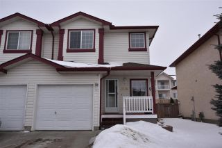 Main Photo:  in Edmonton: Zone 28 House Half Duplex for sale : MLS® # E4101283