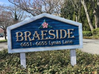 "Main Photo: 307 6651 LYNAS Lane in Richmond: Riverdale RI Condo for sale in ""BRAESIDE"" : MLS®# R2256599"