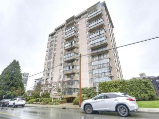"Main Photo: 804 555 13TH Street in West Vancouver: Ambleside Condo for sale in ""Parkview Tower"" : MLS®# R2258259"