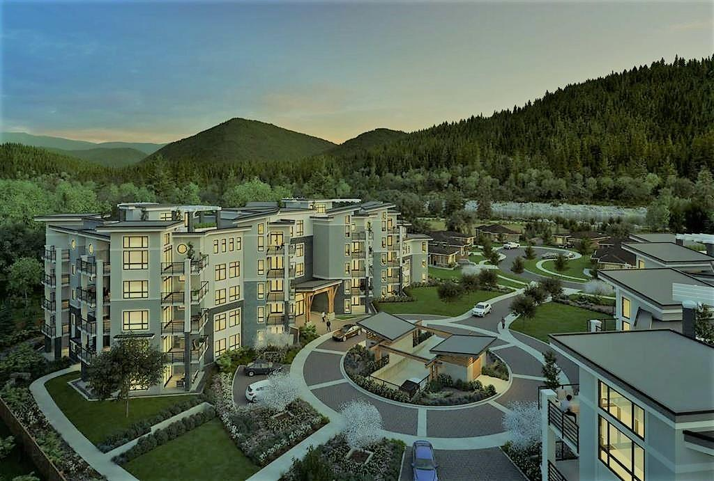 Main Photo: 308 5380 TYEE Place in Chilliwack: Vedder S Watson-Promontory Condo for sale (Sardis)  : MLS®# R2259759
