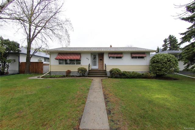 FEATURED LISTING: 872 Centennial Street Winnipeg