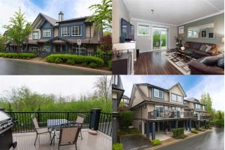 "Main Photo: 47 13819 232 Street in Maple Ridge: Silver Valley Townhouse for sale in ""BRIGHTON"" : MLS®# R2280589"