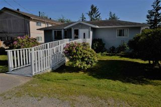 Main Photo: 32822 4TH Avenue in Mission: Mission BC House for sale : MLS®# R2283543