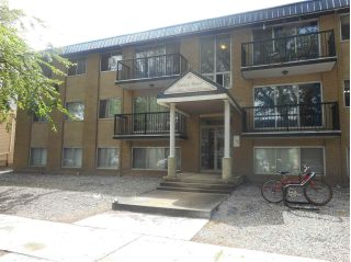 Main Photo: 305 10621 79 Avenue in Edmonton: Zone 15 Condo for sale : MLS®# E4121701