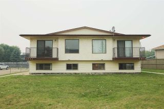 Main Photo: 5802 5804 52 Street: Wetaskiwin Multi-Family Commercial for sale : MLS®# E4125859