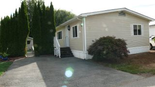 "Main Photo: 62 41168 LOUGHEED Highway in Mission: Dewdney Deroche Manufactured Home for sale in ""Oasis Estates"" : MLS®# R2304561"