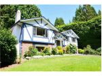 Main Photo: 4710 WILLOW Place in West Vancouver: Caulfeild House for sale : MLS®# R2307147