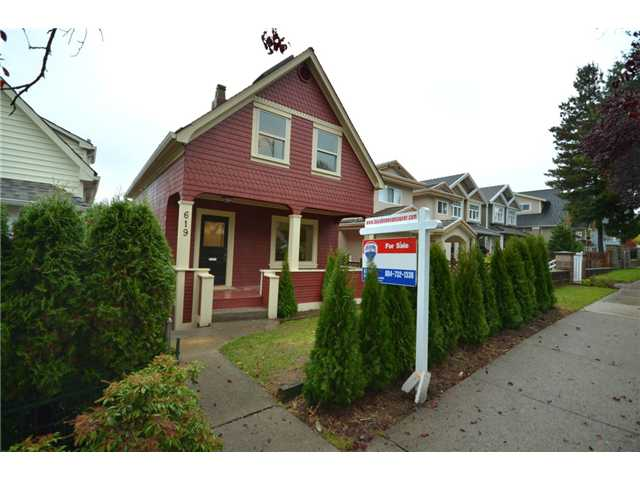 "Photo 1: 619 E 30TH Avenue in Vancouver: Fraserview VE House for sale in ""MAIN/FRASER"" (Vancouver East)  : MLS® # V917163"