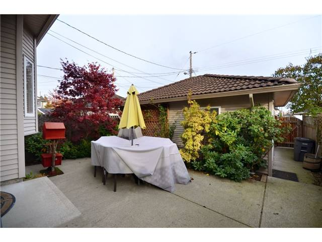 Photo 8: 8338 SELKIRK Street in Vancouver: Marpole House 1/2 Duplex for sale (Vancouver West)  : MLS(r) # V918484