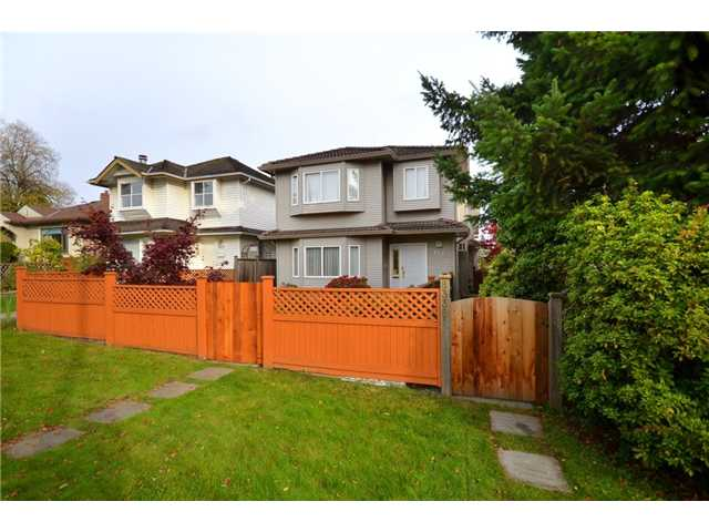 Main Photo: 8338 SELKIRK Street in Vancouver: Marpole House 1/2 Duplex for sale (Vancouver West)  : MLS(r) # V918484