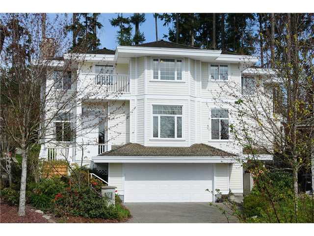 Main Photo: 6 EAGLE Crest in Port Moody: Heritage Mountain House for sale : MLS® # V857281