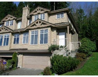 "Main Photo: 116 2979 PANORAMA DR in Coquitlam: Westwood Plateau Townhouse for sale in ""DEERCREST"" : MLS®# V583839"