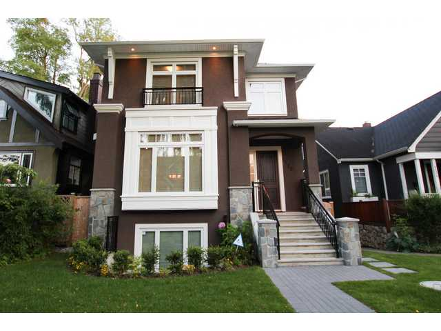 Main Photo: 4028 W 31ST Avenue in Vancouver: Dunbar House for sale (Vancouver West)  : MLS® # V1054709