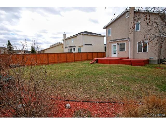 Photo 18: 149 Camirant Crescent in WINNIPEG: Windsor Park / Southdale / Island Lakes Residential for sale (South East Winnipeg)  : MLS(r) # 1409370