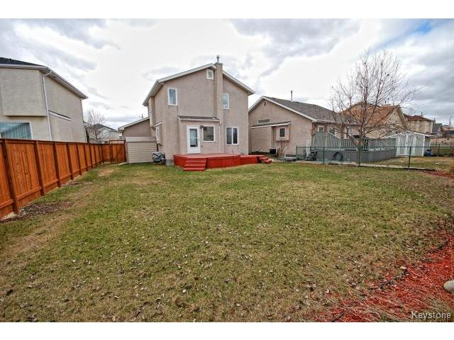 Photo 20: 149 Camirant Crescent in WINNIPEG: Windsor Park / Southdale / Island Lakes Residential for sale (South East Winnipeg)  : MLS(r) # 1409370