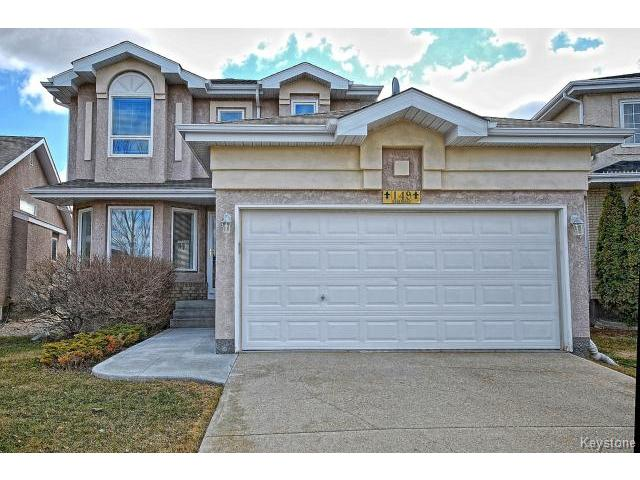 Main Photo: 149 Camirant Crescent in WINNIPEG: Windsor Park / Southdale / Island Lakes Residential for sale (South East Winnipeg)  : MLS® # 1409370