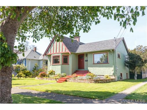 Main Photo: 428 Durban Street in VICTORIA: Vi Fairfield West Single Family Detached for sale (Victoria)  : MLS®# 349986