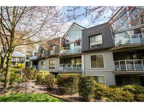 "Main Photo: 105 68 RICHMOND Street in New Westminster: Fraserview NW Condo for sale in ""GATEHOUSE PLACE"" : MLS® # R2046449"