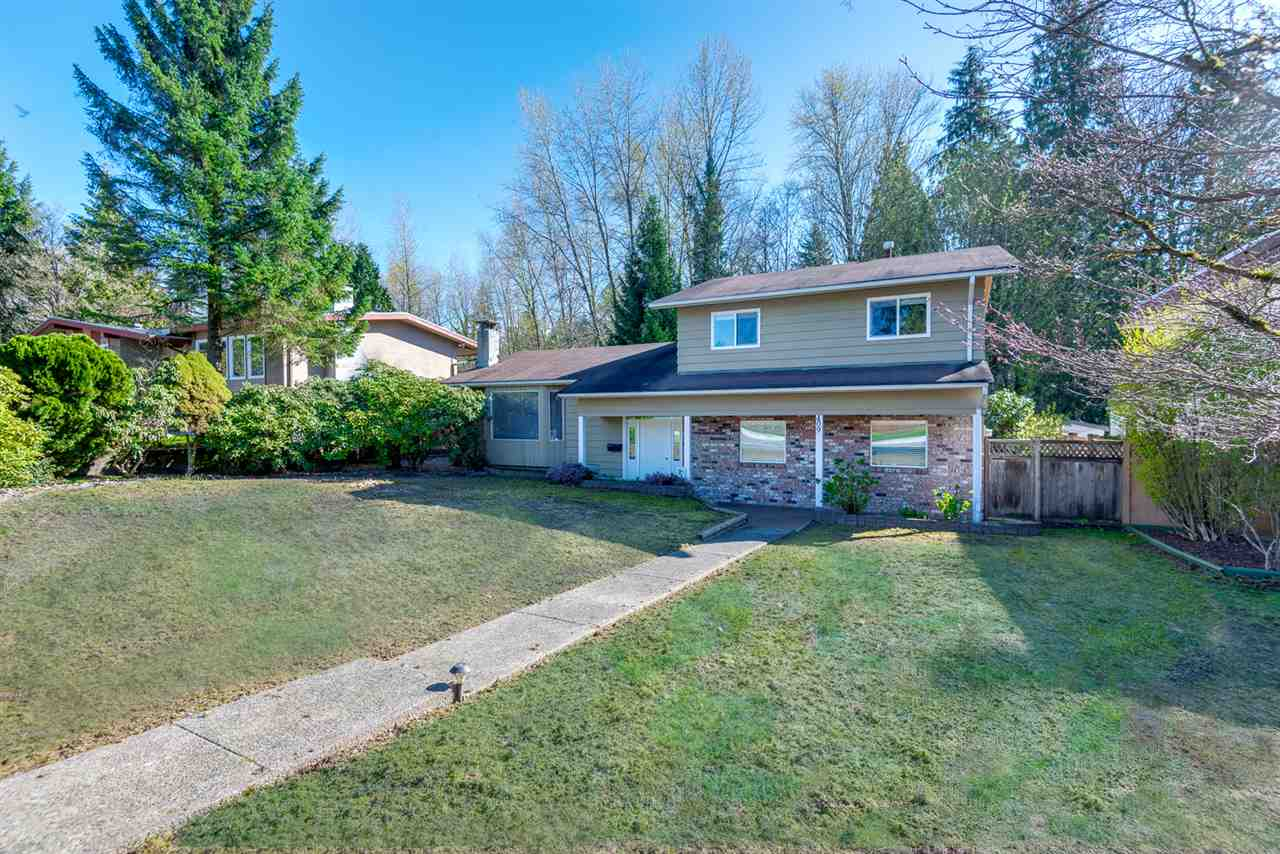Main Photo: 409 LAURENTIAN Crescent in Coquitlam: Central Coquitlam House for sale : MLS®# R2052748