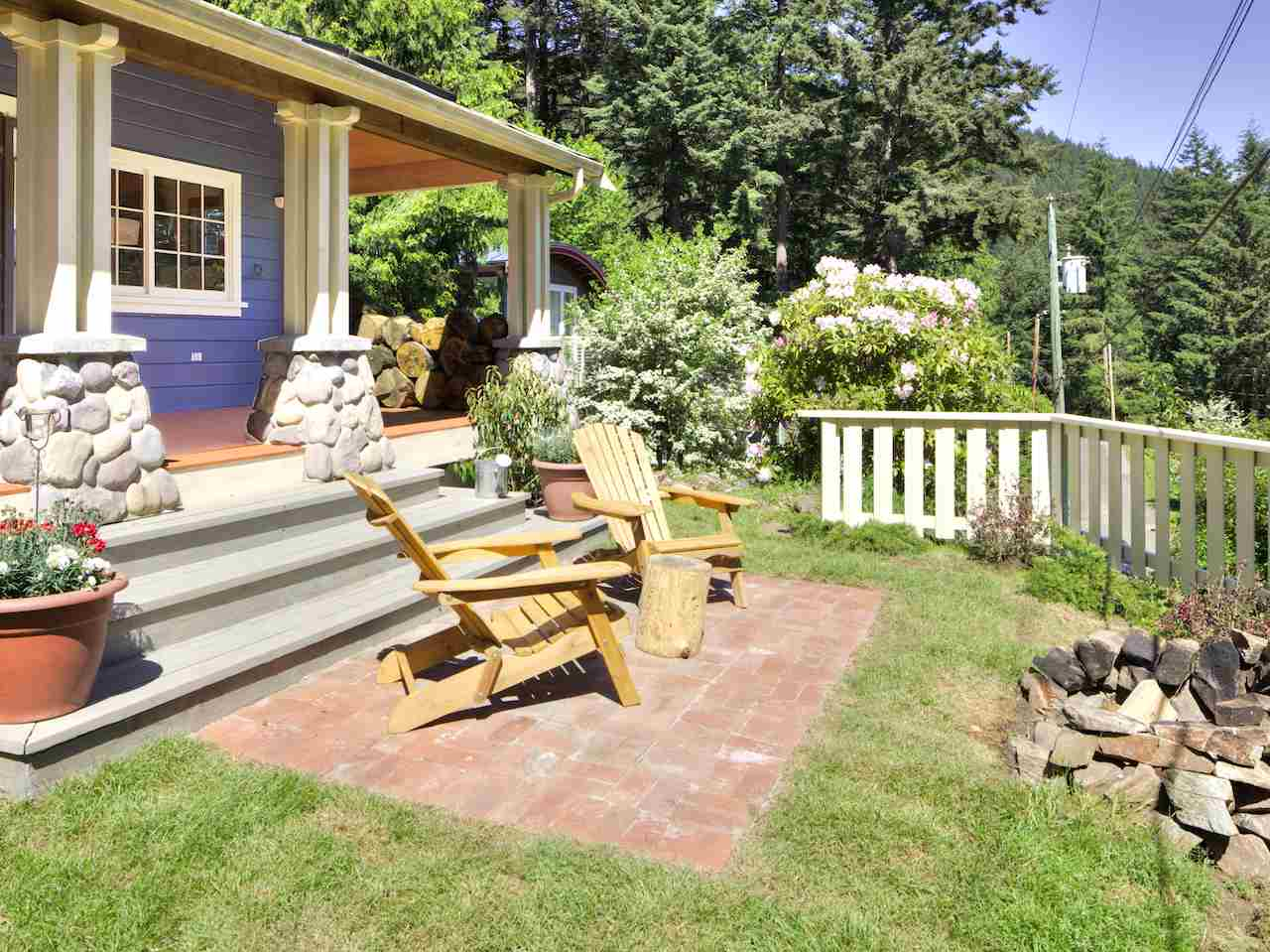 "Photo 15: 1311 OCEANVIEW Road: Bowen Island House for sale in ""Eaglecliff"" : MLS® # R2064668"