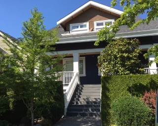 "Main Photo: 25 W 15TH Avenue in Vancouver: Mount Pleasant VW Townhouse for sale in ""CAMBIE VILLAGE"" (Vancouver West)  : MLS® # R2065809"