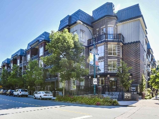 Main Photo: 413 2628 MAPLE Street in Port Coquitlam: Central Pt Coquitlam Condo for sale : MLS® # R2095008