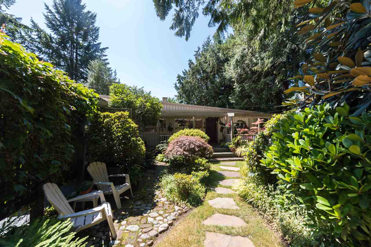 Main Photo: 1335 WELLINGTON Drive in North Vancouver: Lynn Valley House for sale : MLS® # R2096235