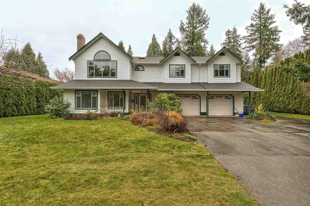 Main Photo: 13330 20 Avenue in Surrey: Elgin Chantrell House for sale (South Surrey White Rock)  : MLS® # R2128768