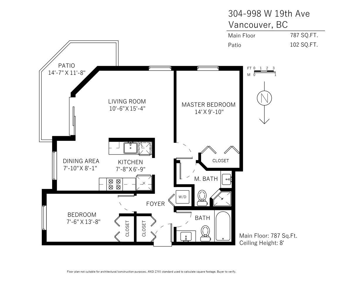 "Photo 19: 304 998 W 19TH Avenue in Vancouver: Cambie Condo for sale in ""Southgate Place"" (Vancouver West)  : MLS(r) # R2129820"