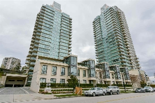 "Main Photo: 1501 2200 DOUGLAS Road in Burnaby: Brentwood Park Condo for sale in ""Affinity"" (Burnaby North)  : MLS(r) # R2156421"