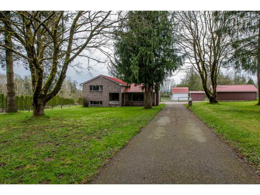 "Main Photo: 1912 256 Street in Langley: Otter District House for sale in ""Otter District"" : MLS®# R2158322"