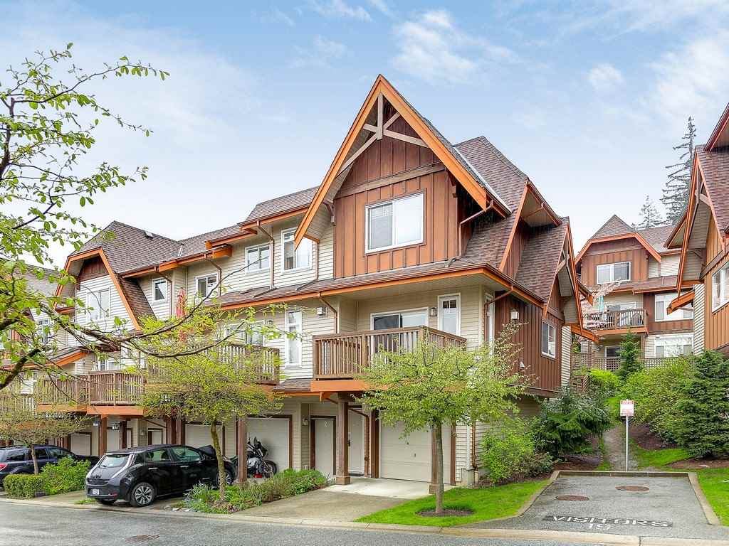 "Main Photo: 118 2000 PANORAMA Drive in Port Moody: Heritage Woods PM Townhouse for sale in ""MOUNTAINS EDGE"" : MLS® # R2160781"