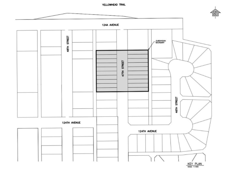 Main Photo: 12419 47 Street in Edmonton: Zone 23 Vacant Lot for sale : MLS® # E4065417