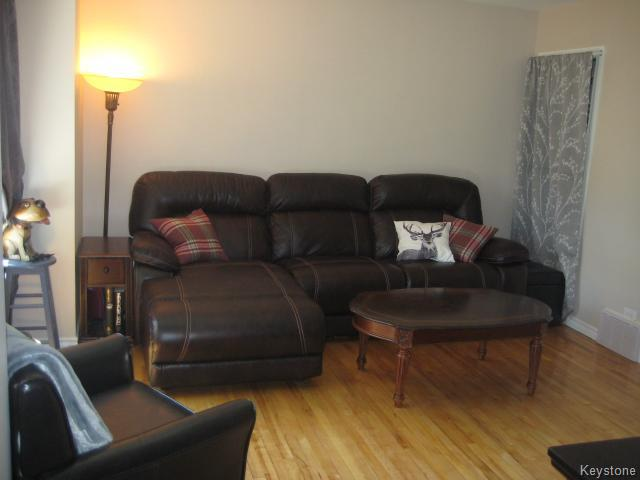 Photo 5: 611 Guilbault Street in Winnipeg: Norwood Residential for sale (2B)  : MLS(r) # 1715631