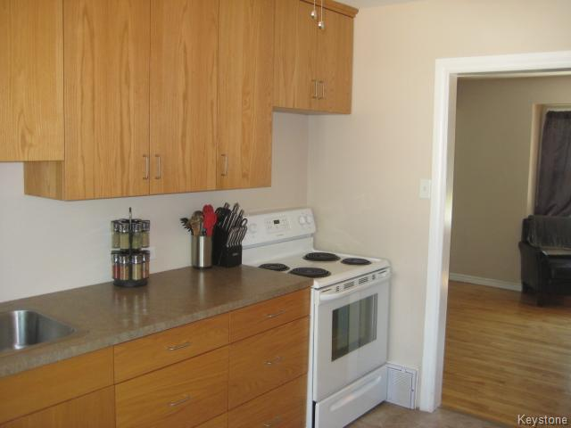 Photo 9: 611 Guilbault Street in Winnipeg: Norwood Residential for sale (2B)  : MLS(r) # 1715631