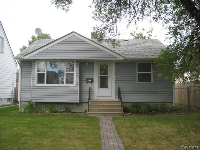 Main Photo: 611 Guilbault Street in Winnipeg: Norwood Residential for sale (2B)  : MLS® # 1715631