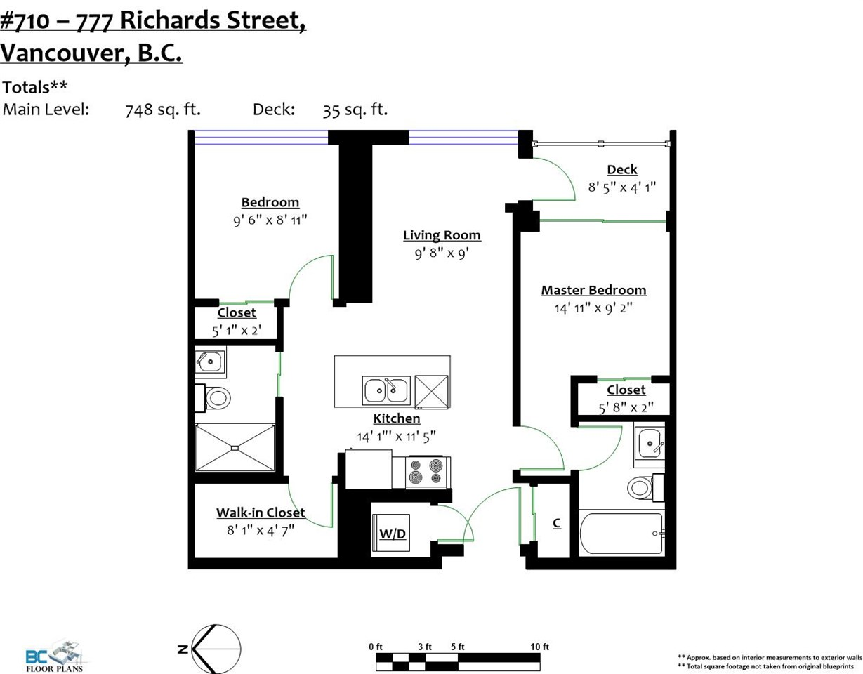 "Photo 16: 710 777 RICHARDS Street in Vancouver: Downtown VW Condo for sale in ""TELUS GARDEN"" (Vancouver West)  : MLS(r) # R2179488"