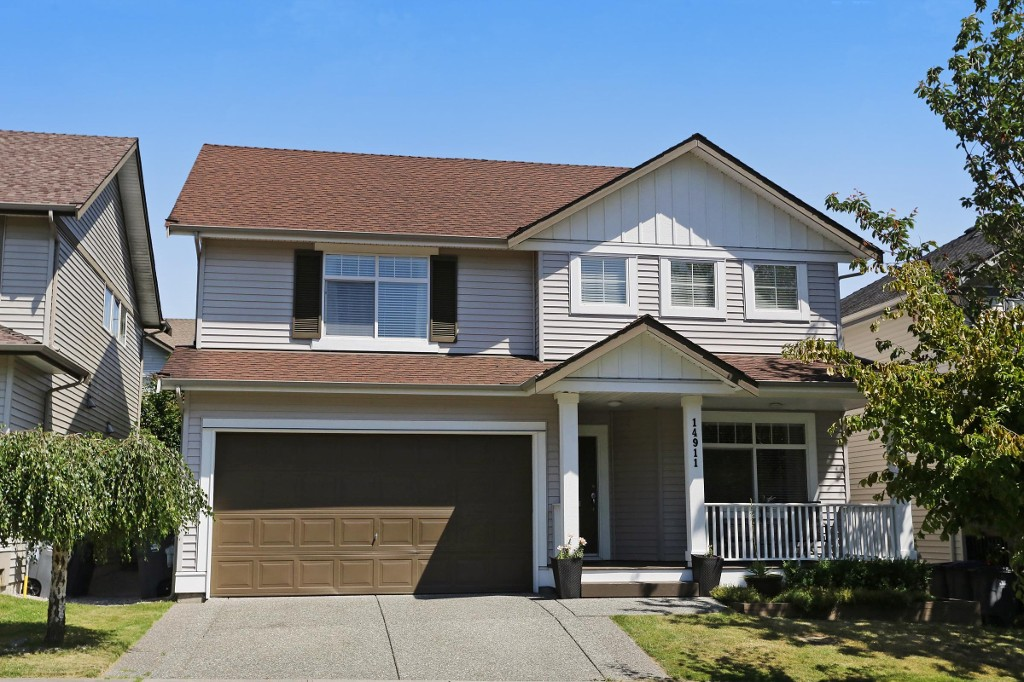 "Main Photo: 14911 58A Avenue in Surrey: Sullivan Station House for sale in ""Millers Lane"" : MLS® # R2183232"