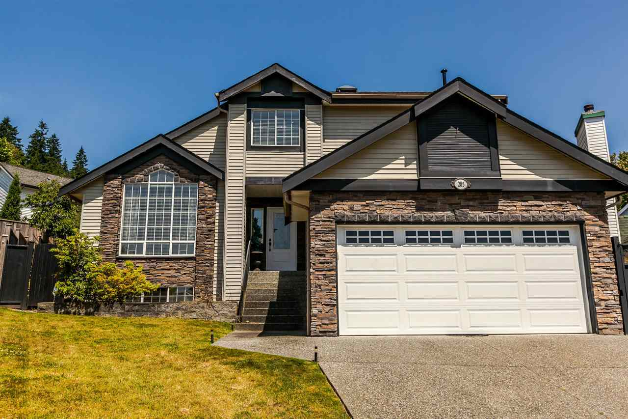 Main Photo: 285 BALBOA Court in Coquitlam: Cape Horn House for sale : MLS(r) # R2184443