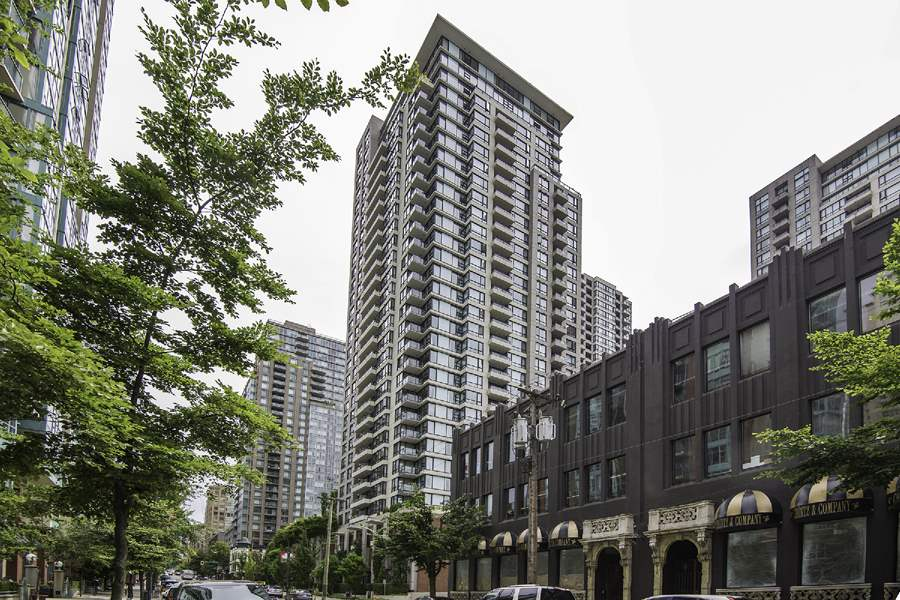 Main Photo: 1509 928 HOMER STREET in Vancouver: Yaletown Condo for sale (Vancouver West)  : MLS® # R2184142