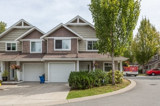 "Main Photo: 17 11255 232 Street in Maple Ridge: East Central Townhouse for sale in ""Highfield"" : MLS® # R2197224"