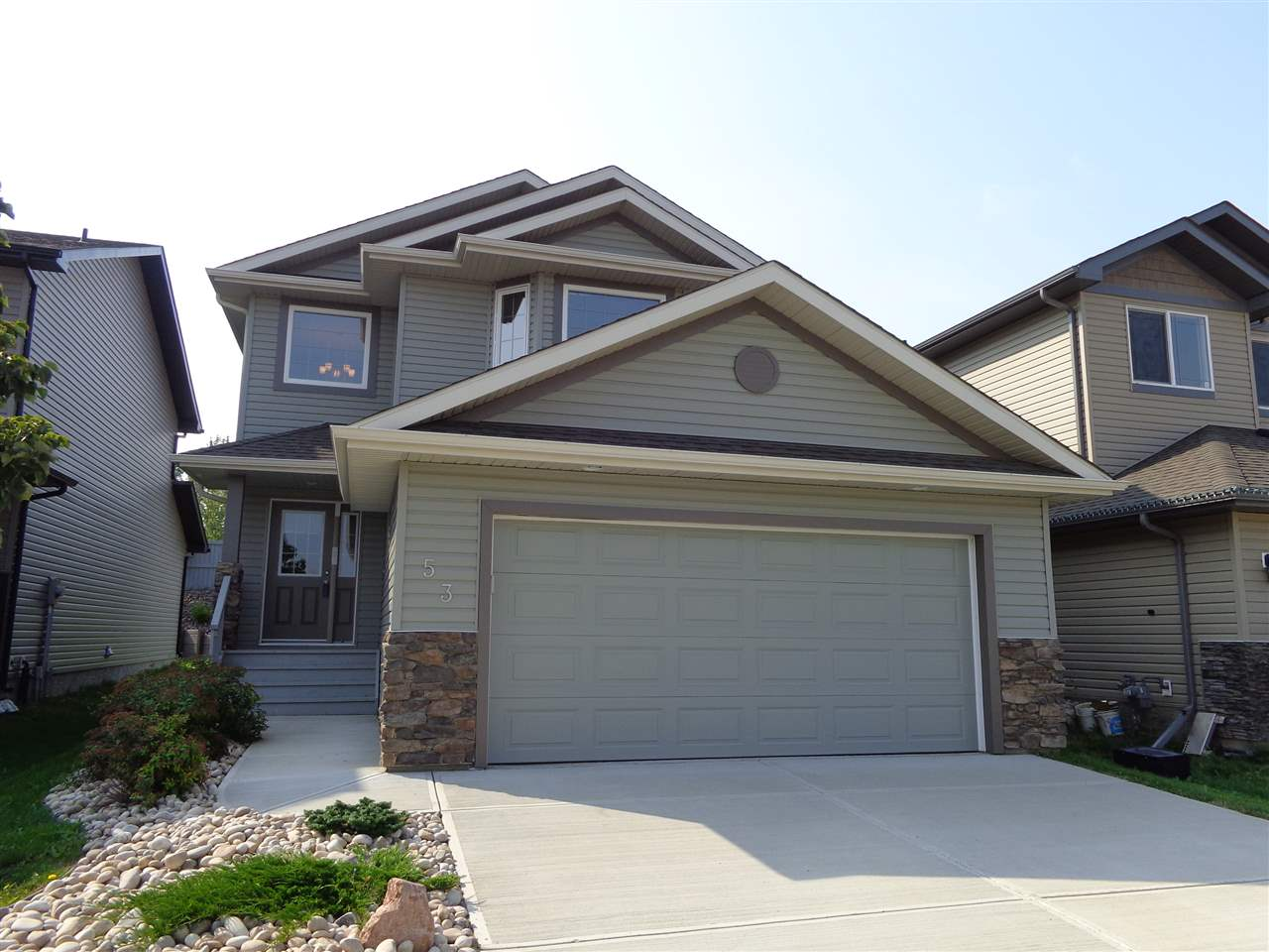 Main Photo: 53 SILVERSTONE Drive: Stony Plain House for sale : MLS® # E4078101