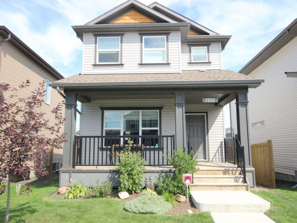 Main Photo: 17591 59 Street in Edmonton: Zone 03 House for sale : MLS® # E4078197