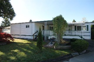 "Main Photo: 184 1840 160TH Street in Surrey: King George Corridor Manufactured Home for sale in ""Breakaway Bays"" (South Surrey White Rock)  : MLS®# R2216368"