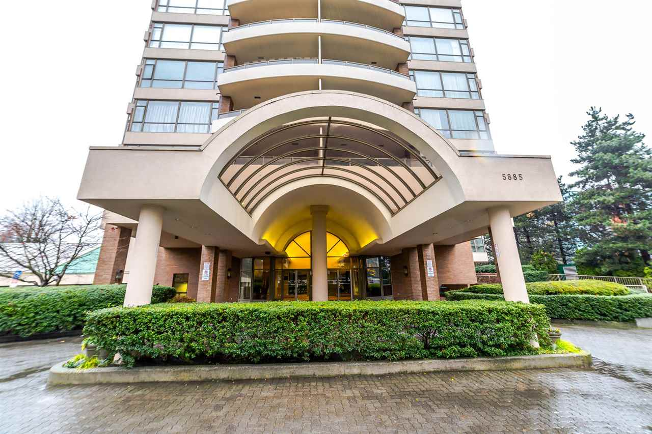 "Main Photo: 1902 5885 OLIVE Avenue in Burnaby: Metrotown Condo for sale in ""THE METROPOLITAN"" (Burnaby South)  : MLS®# R2226027"